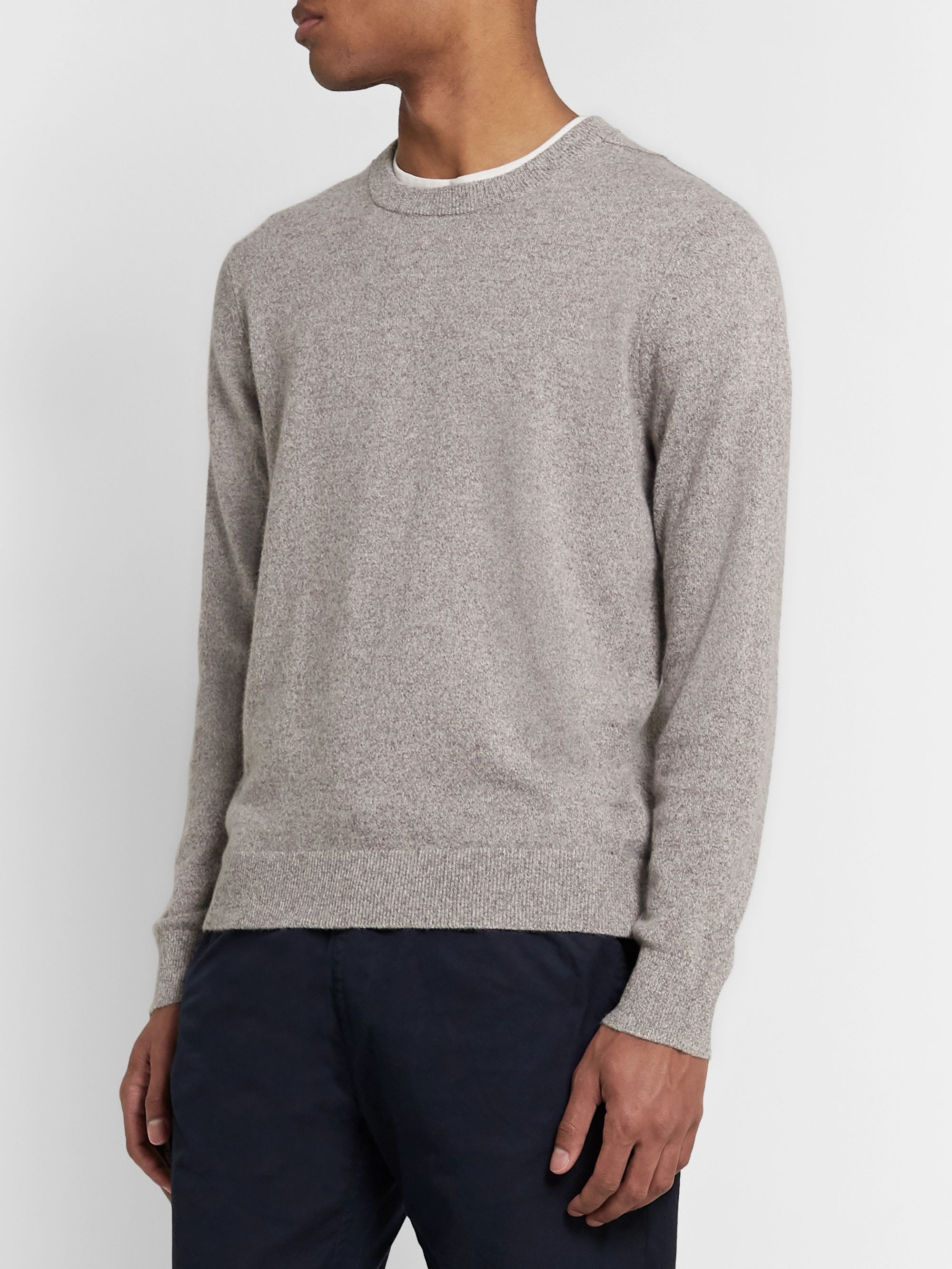 Club Monaco Mélange Cashmere Sweater