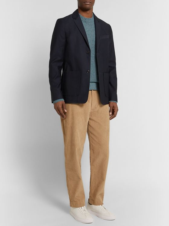 J.Crew Mélange Merino Wool-Blend Sweater