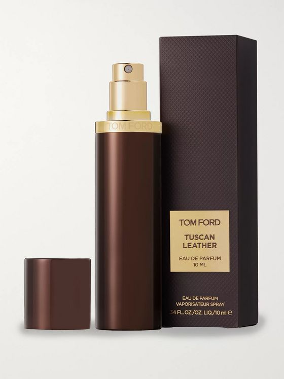 TOM FORD BEAUTY Tuscan Leather Eau de Parfum Atomizer, 10ml