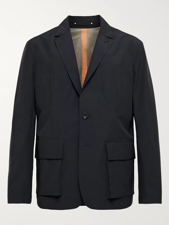 Private White V.C. + Loro Piana Storm System® Blazer