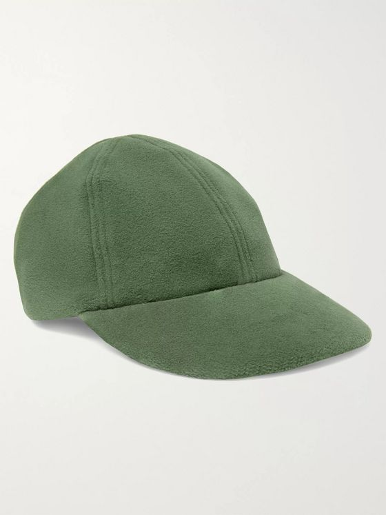 nonnative Dweller Polartec Fleece Baseball Cap