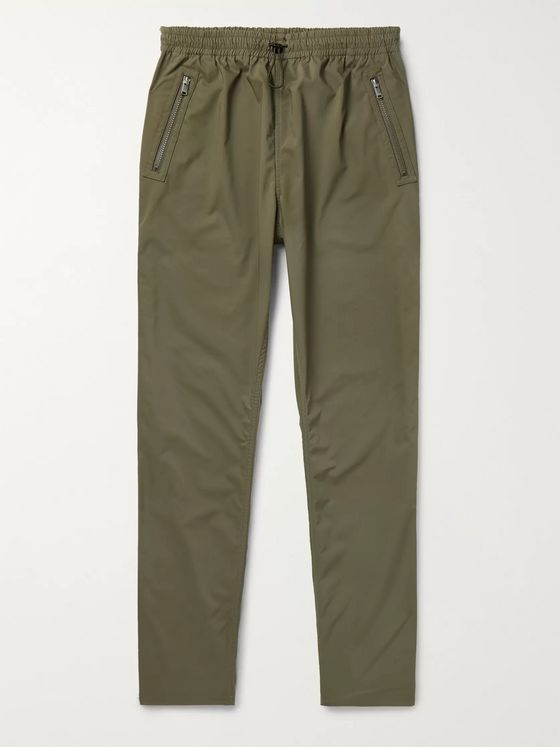 nonnative Woven Drawstring Trousers
