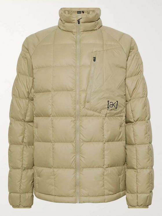 Burton [ak] BK Lite Insulator Shell Down Jacket