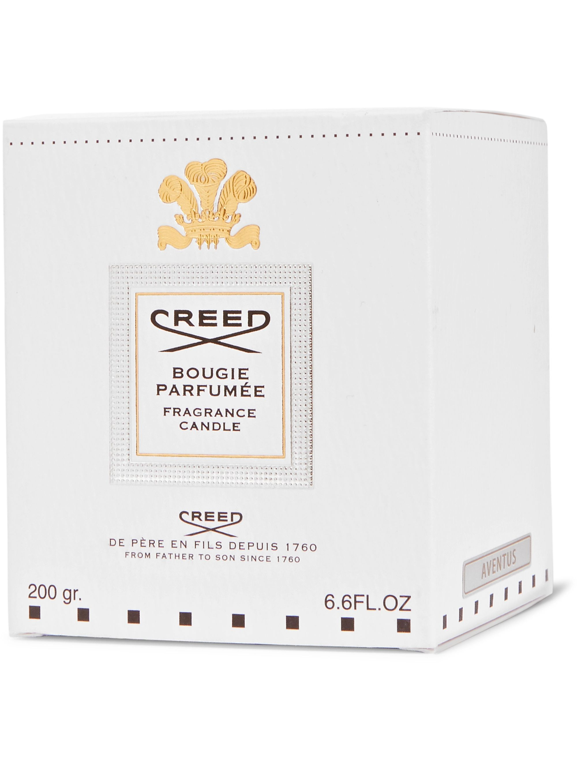 Creed Aventus Candle, 200g
