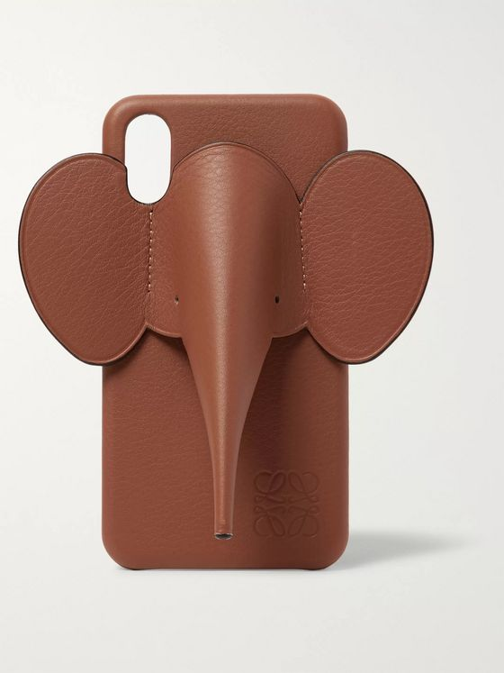 Loewe Leather iPhone XS Case