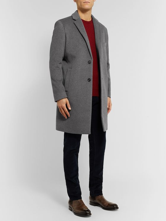Altea Chester Cashmere Overcoat