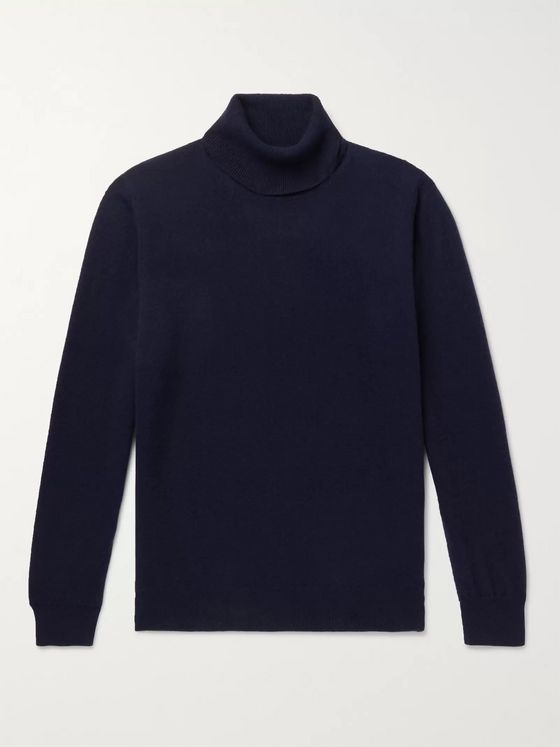Altea Cashmere Rollneck Sweater