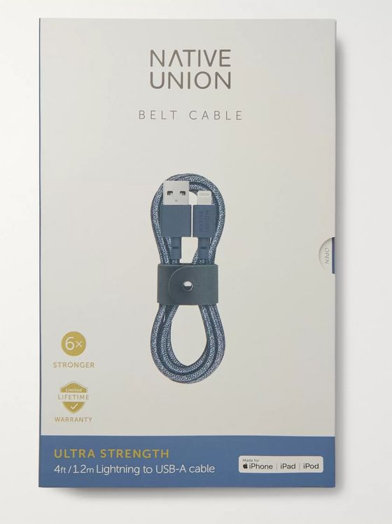 Native Union Belt Lightning Cable