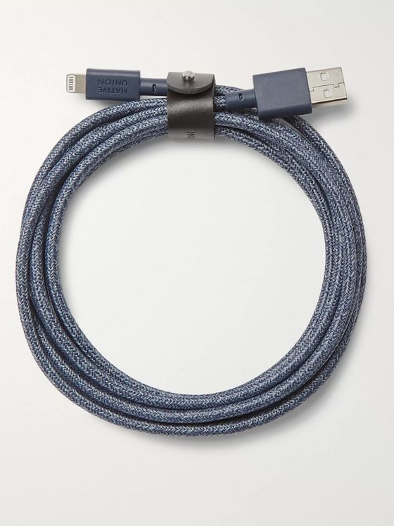 Native Union XL Belt Lightning Cable