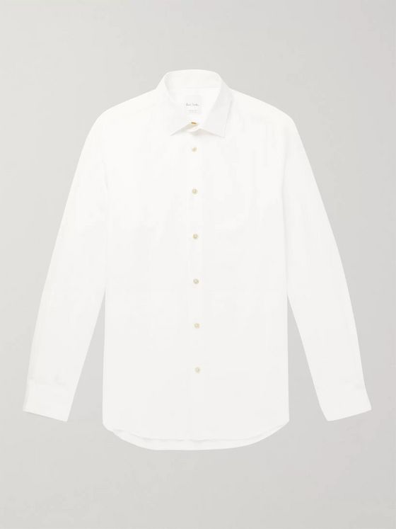 Paul Smith Slim-Fit Cotton-Corduroy Shirt