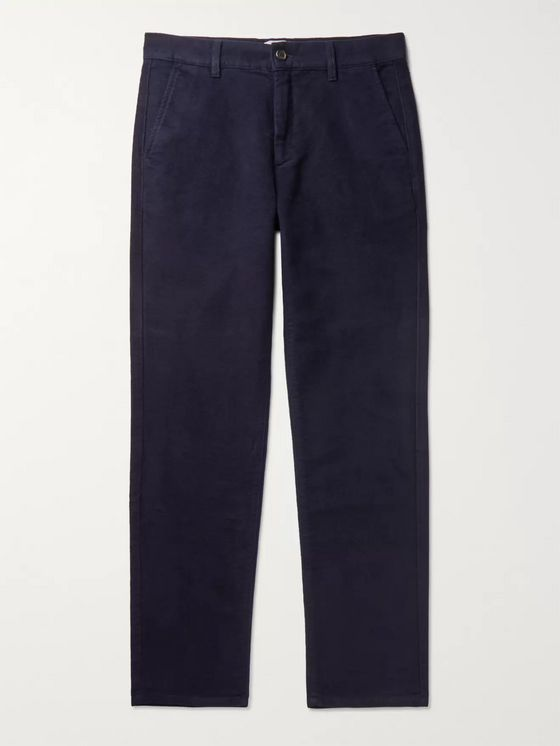 Purdey Cotton-Moleskin Trousers