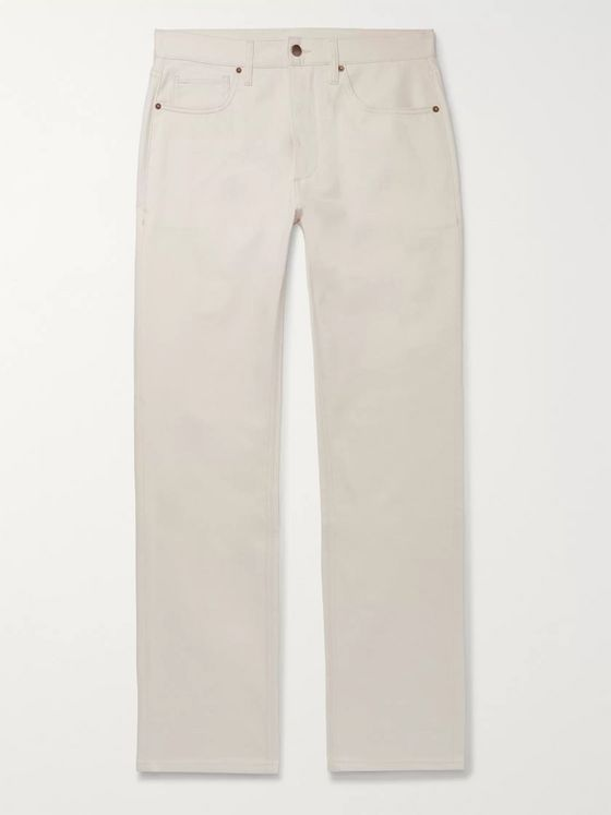 SAMAN AMEL Stretch-Denim Jeans