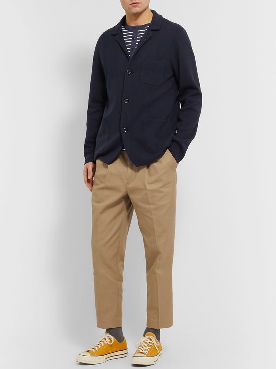 Alex Mill Cotton and Cashmere-Blend Cardigan