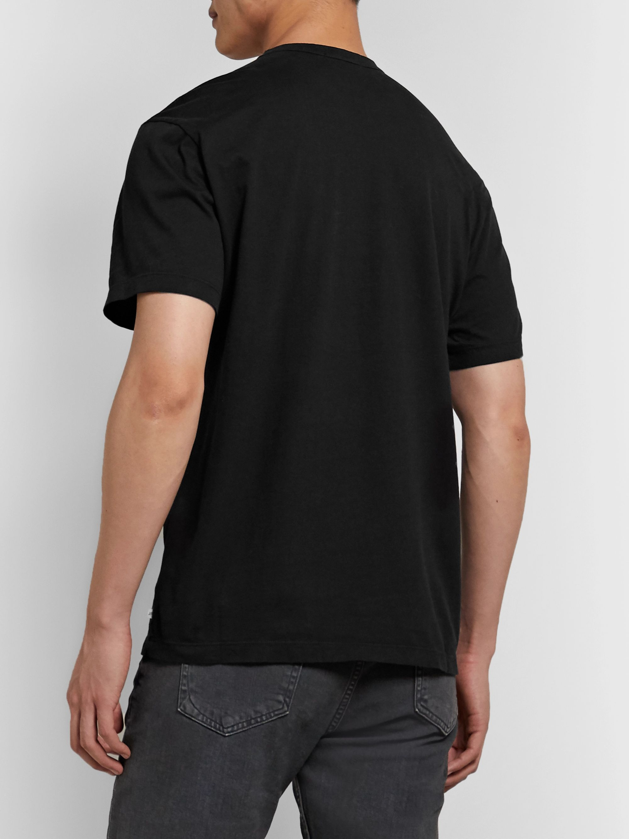James Perse Supima Cotton-Jersey T-Shirt