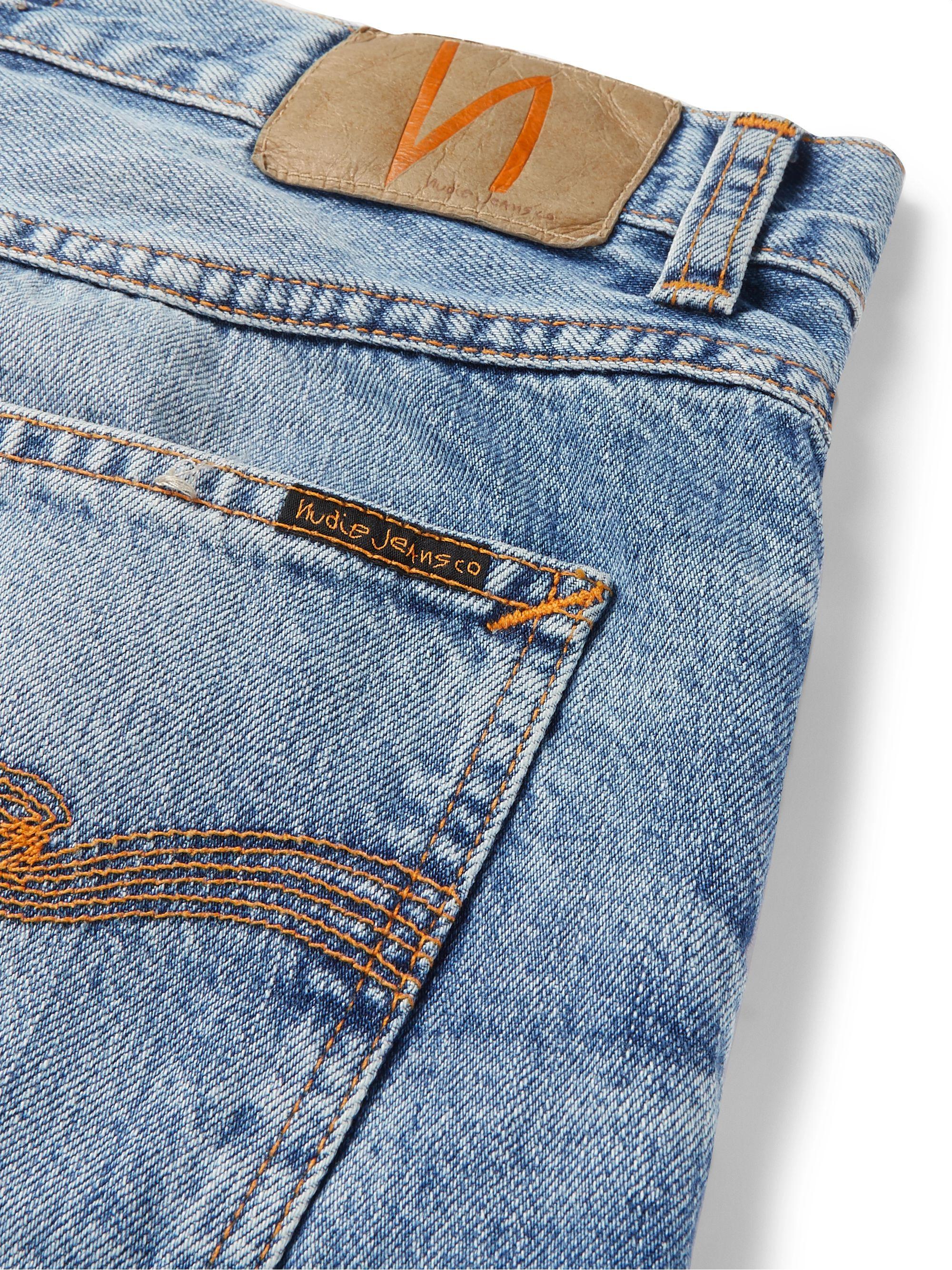 Steady Eddie II Slim Fit Organic Denim Jeans
