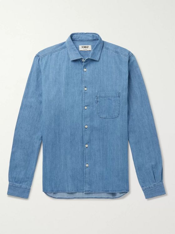 YMC Curtis Denim Shirt
