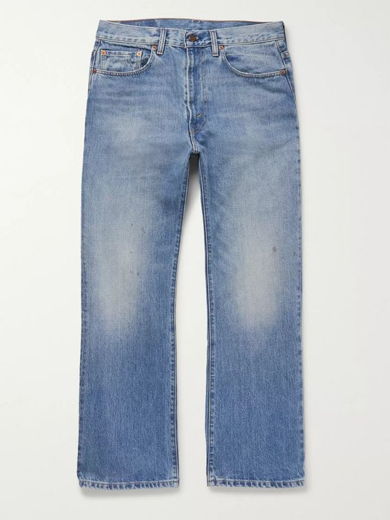 Levi's Vintage Clothing LVC 517 Denim Jeans