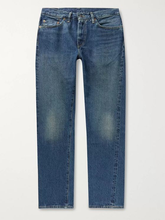 Levi's Vintage Clothing 1954 501 Original Selvedge-Denim Jeans