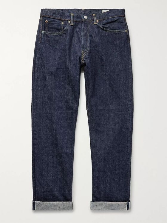 OrSlow 105 Selvedge Denim Jeans