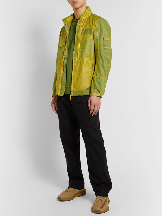 Stone Island Shadow Project Garment-Dyed Shell Field Jacket