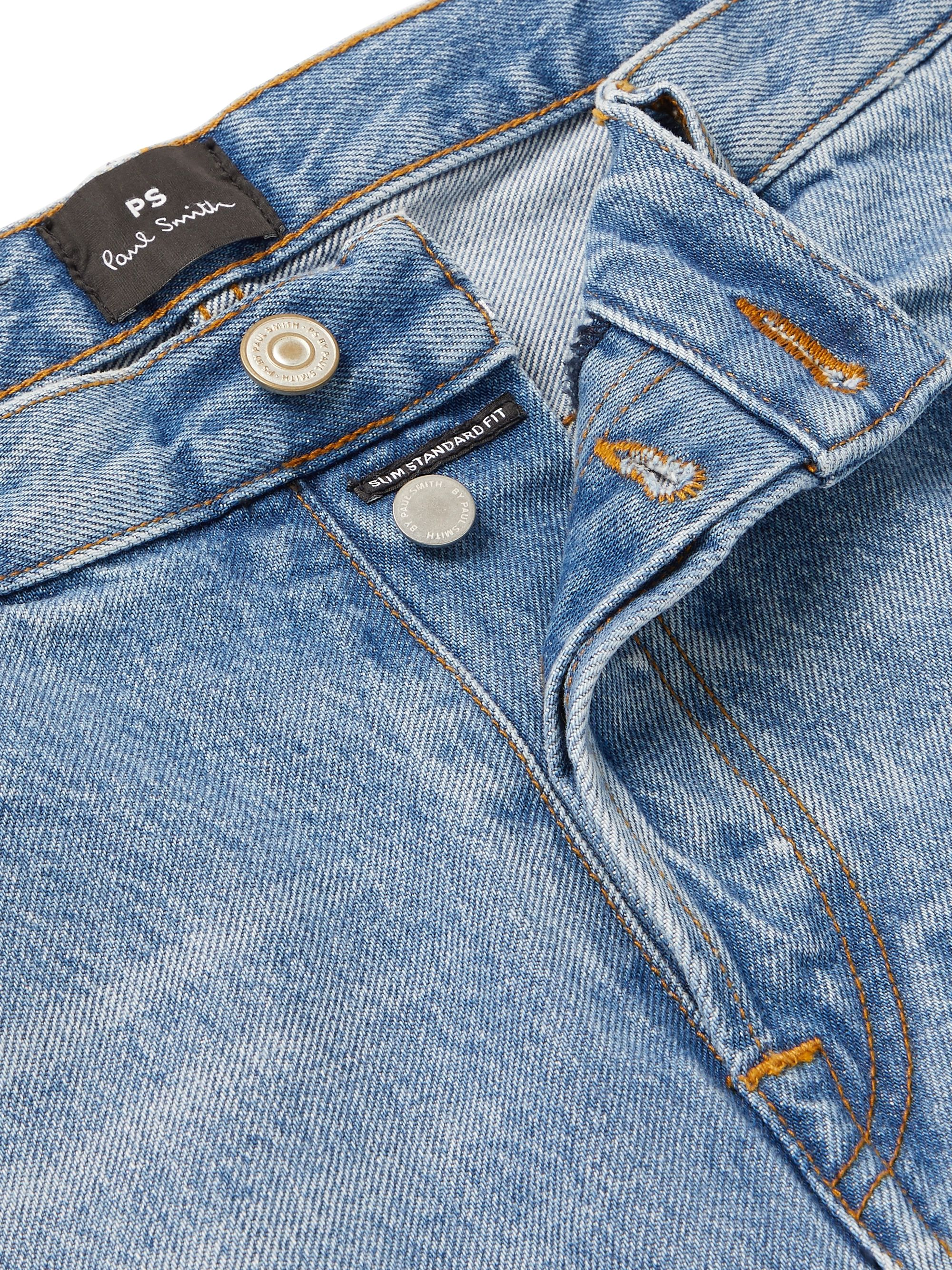PS Paul Smith Slim-Fit Denim Jeans