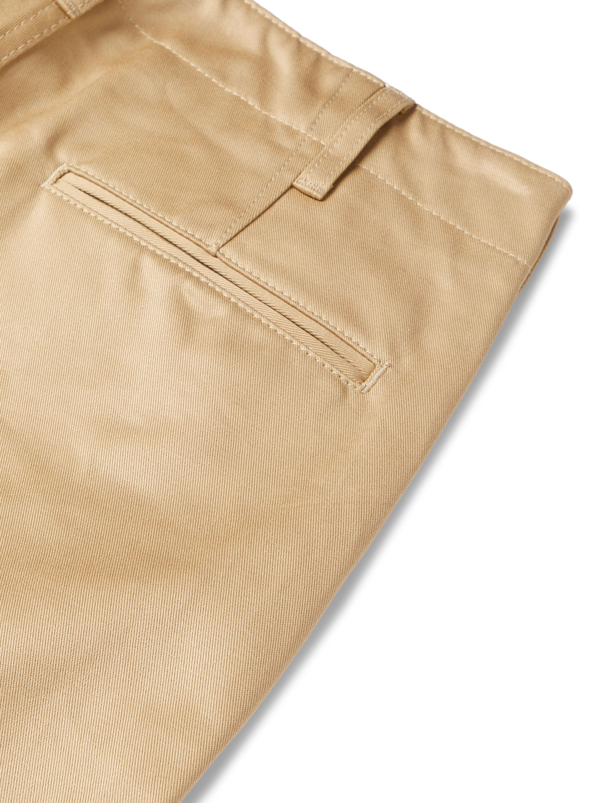 J.Press Cotton-Twill Chinos