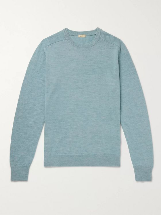 Bellerose Mélange Wool Sweater