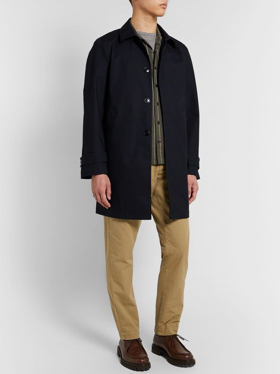 Bellerose Cotton-Blend Raincoat