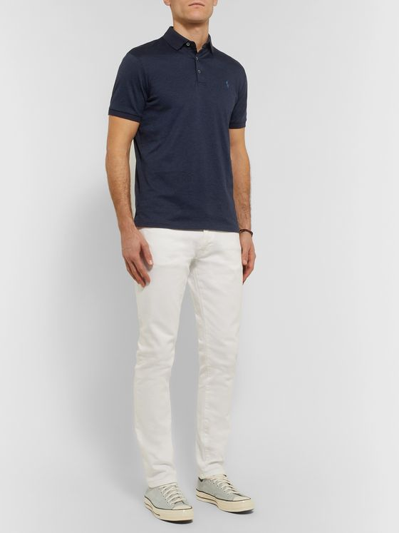 Polo Ralph Lauren Cotton-Jersey Polo Shirt