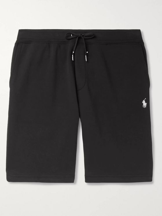 Polo Ralph Lauren Tech-Jersey Drawstring Shorts