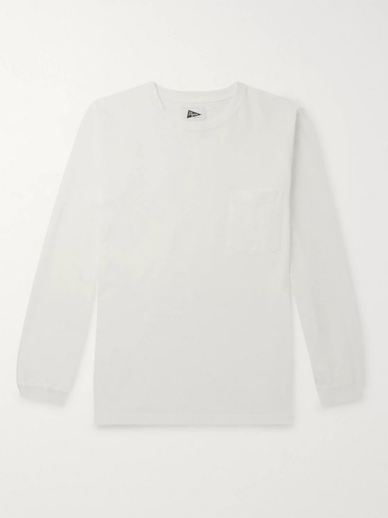 Pilgrim Surf + Supply Cotton-Jersey T-Shirt