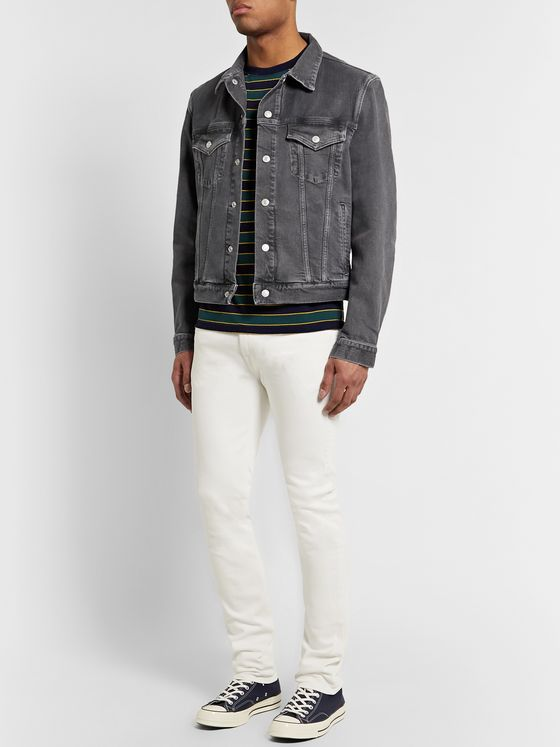 Jeanerica Slim-Fit Organic Stretch-Denim Jacket