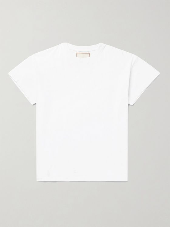 JEANERICA Marcel 180 Organic Cotton-Jersey T-Shirt