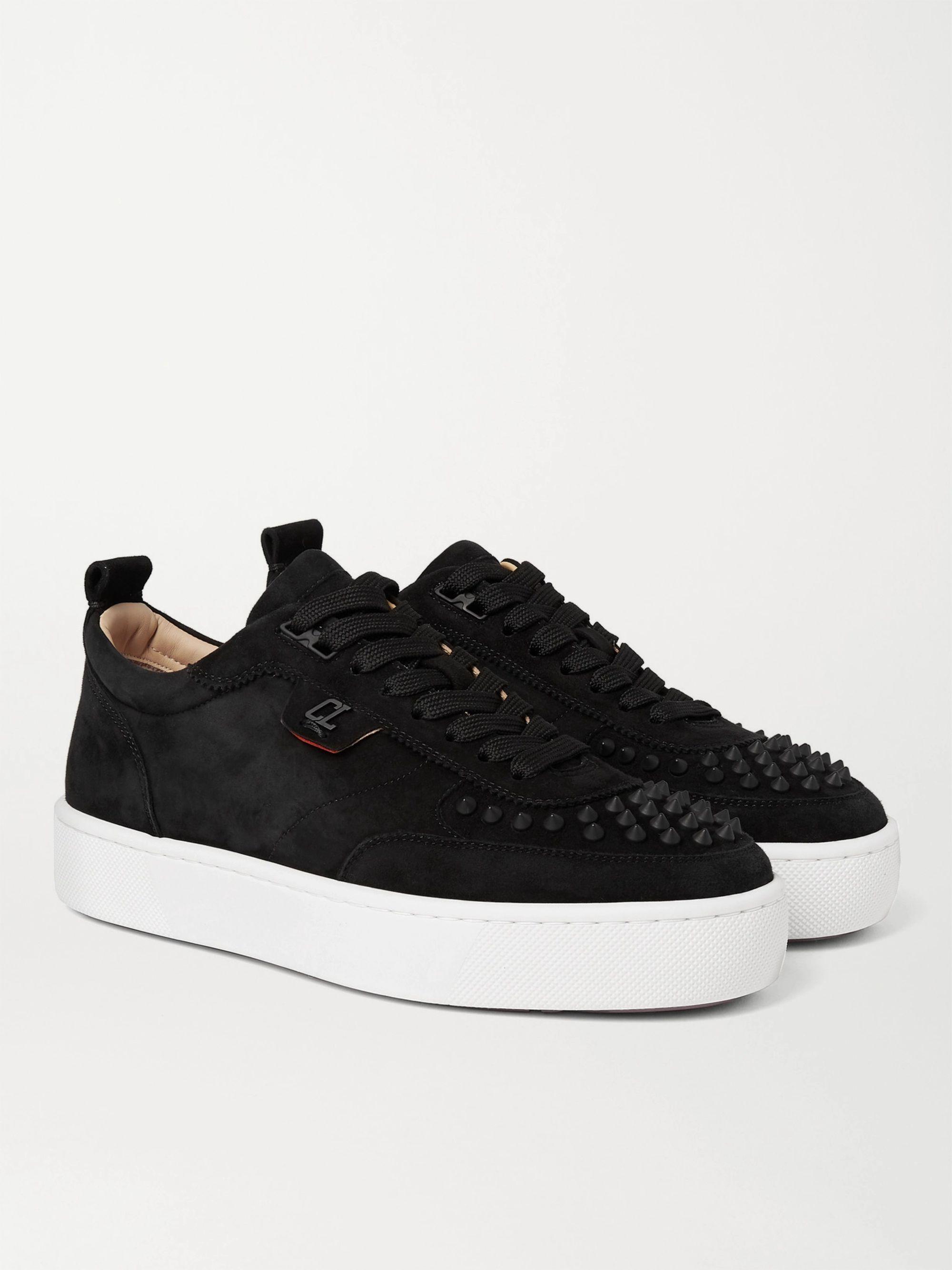 louboutins sneakers