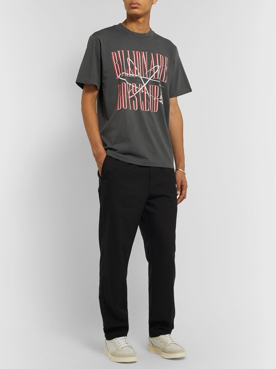 Billionaire Boys Club Logo-Print Cotton-Jersey T-Shirt