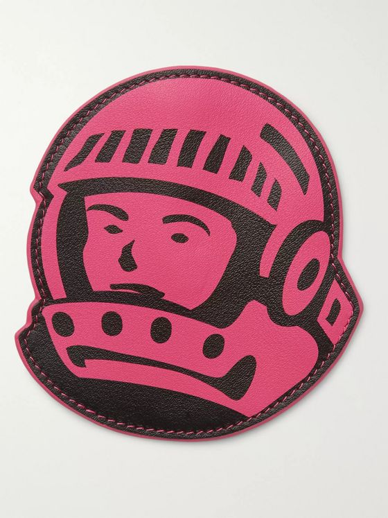 Billionaire Boys Club Astronaut Full-Grain Leather Coin Wallet