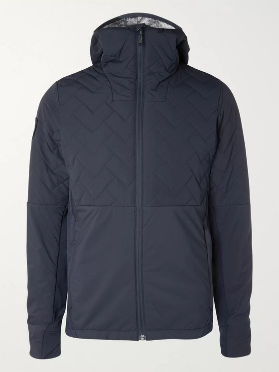 Black Crows Ventus Quilted Ripstop Hooded Jacket