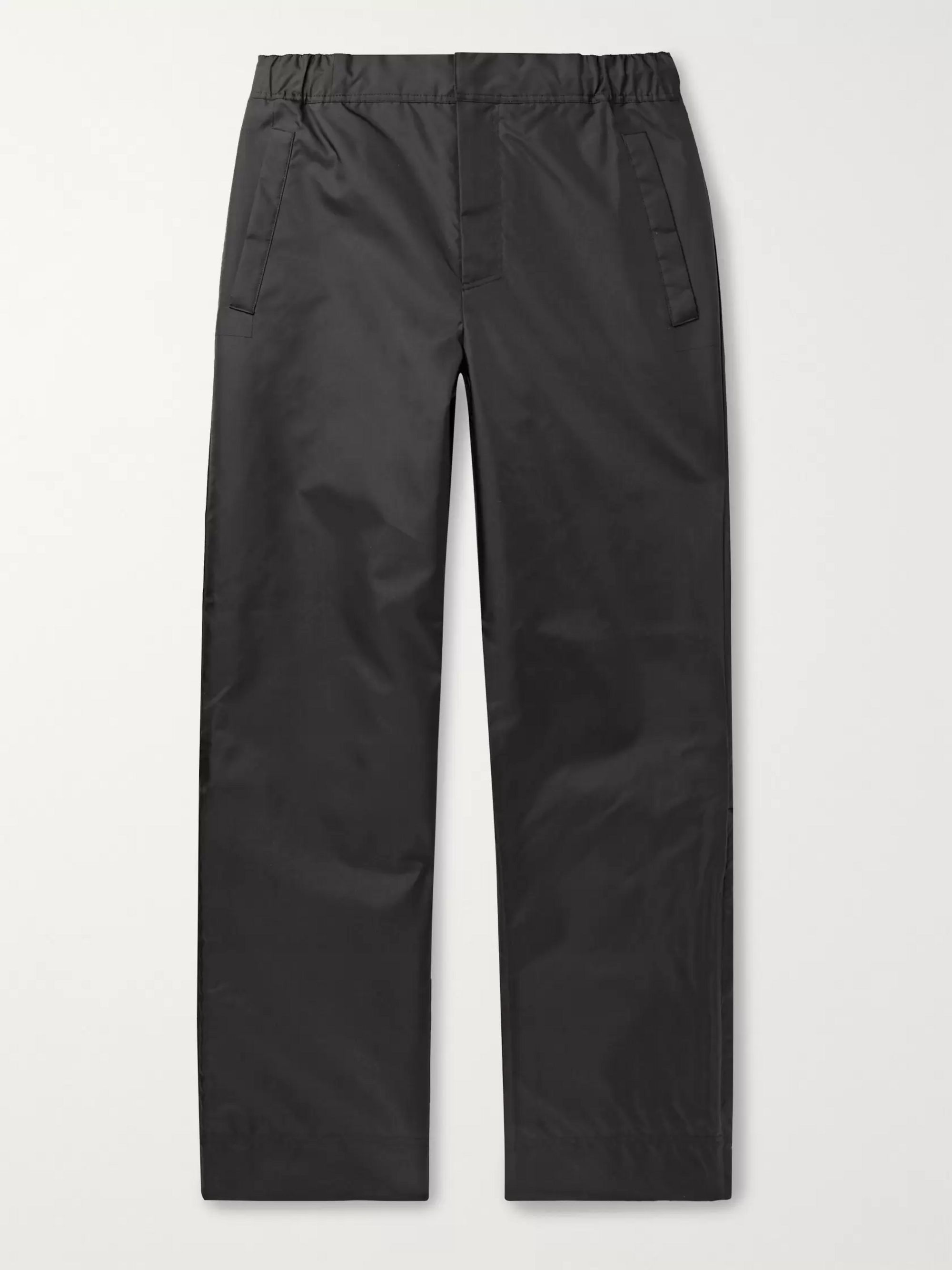 Acne Studios Wide-Leg Nylon Trousers