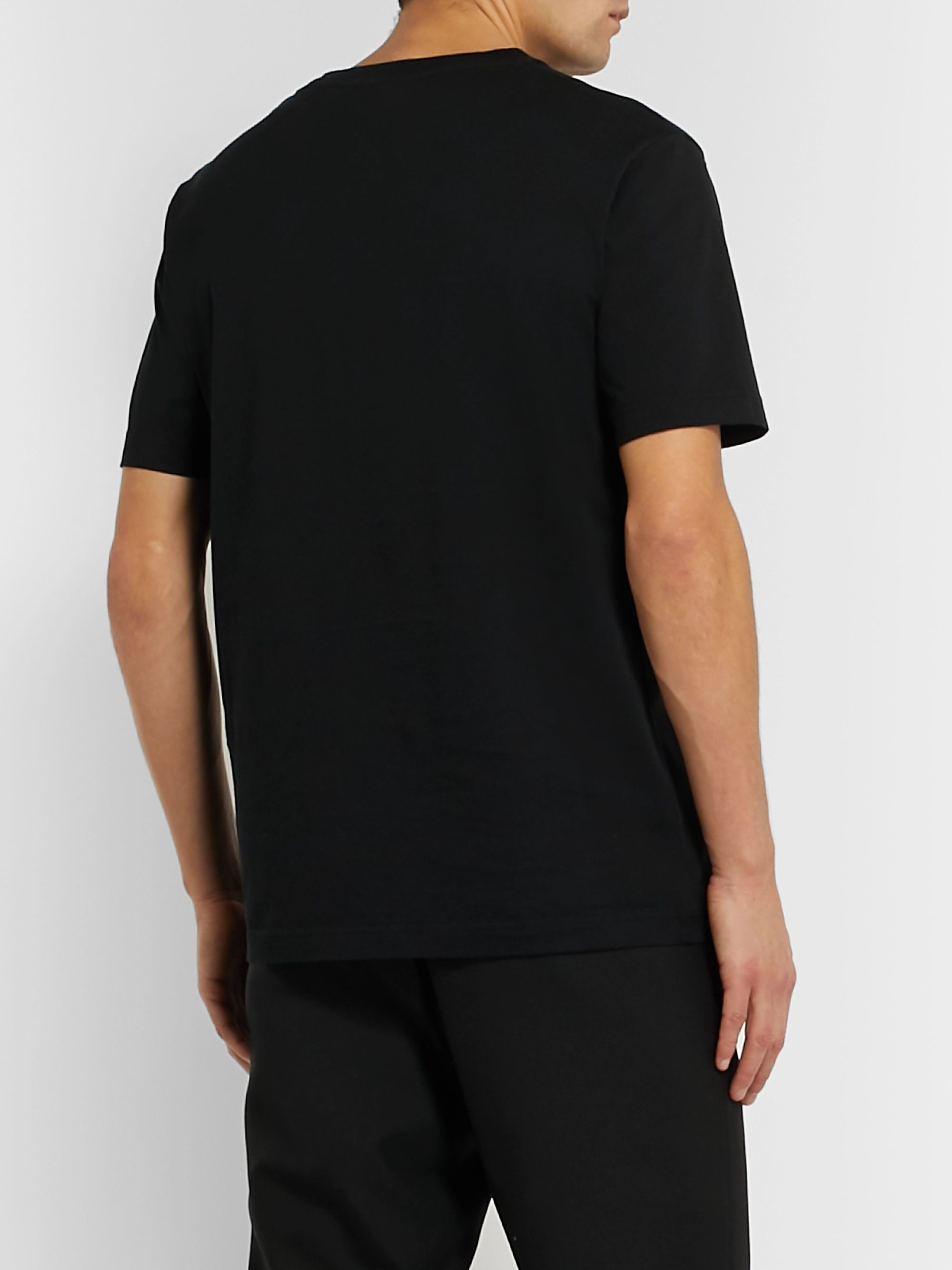 Acne Studios Slim-Fit Organic Cotton-Jersey T-Shirt
