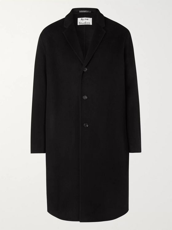 Acne Studios Double-Faced Wool Coat