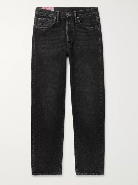Acne Studios Washed-Denim Jeans