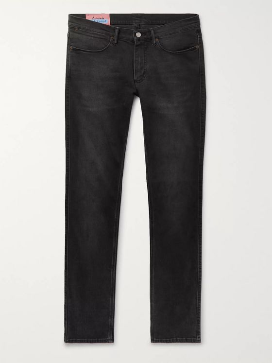 ACNE STUDIOS Skinny-Fit Stretch-Denim Jeans