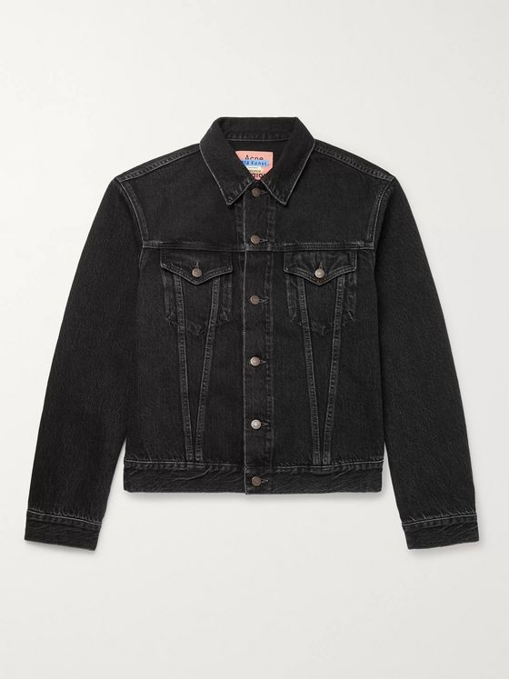 ACNE STUDIOS Denim Trucker Jacket