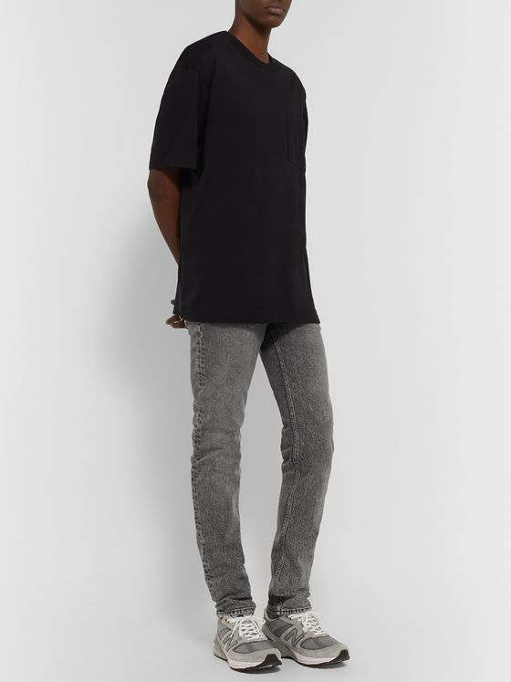 Acne Studios North Skinny-Fit Stretch-Denim Jeans