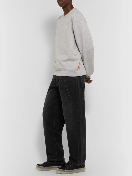 ACNE STUDIOS Belted Denim Jeans