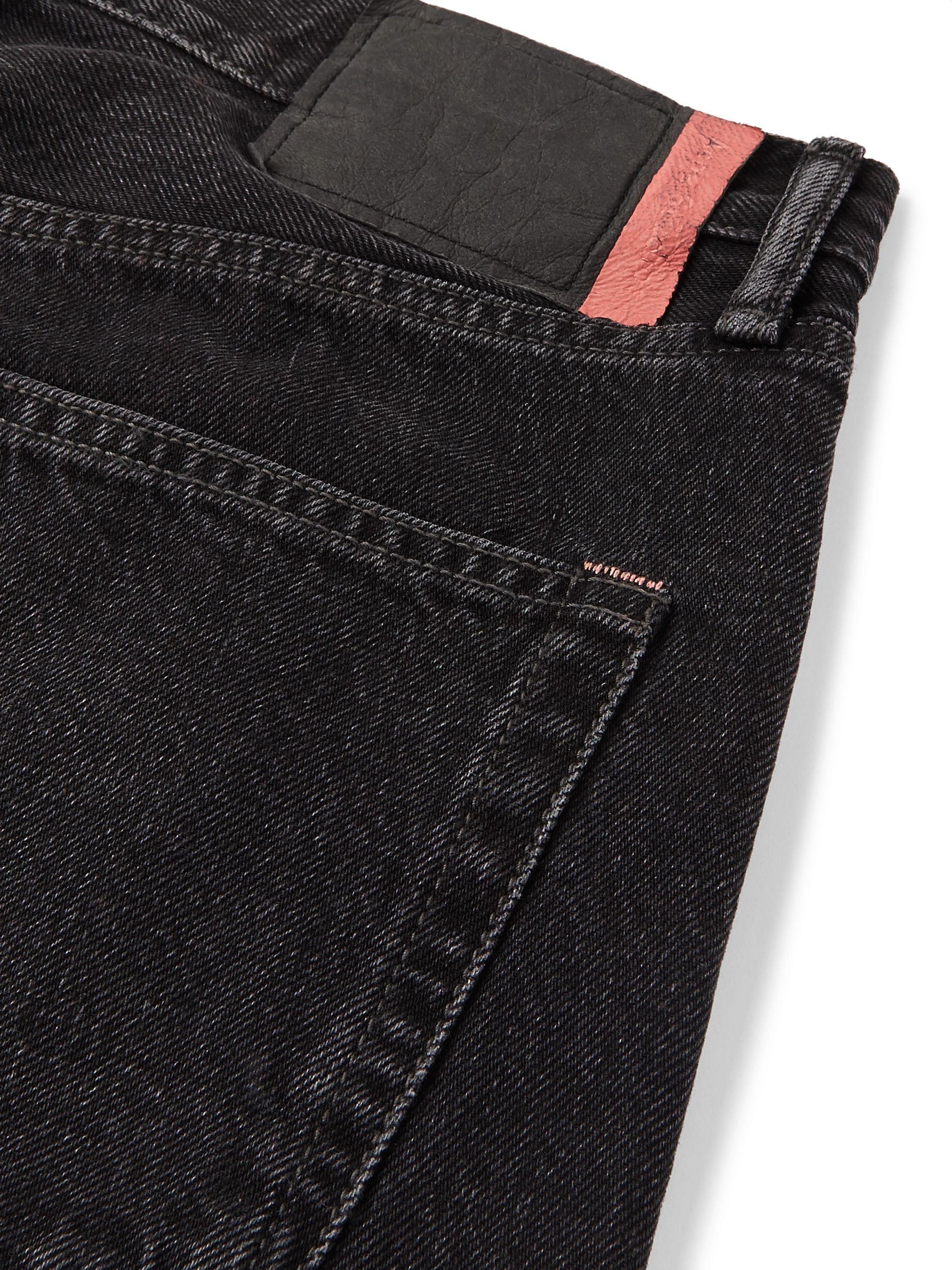 Black Denim Jeans | Acne Studios
