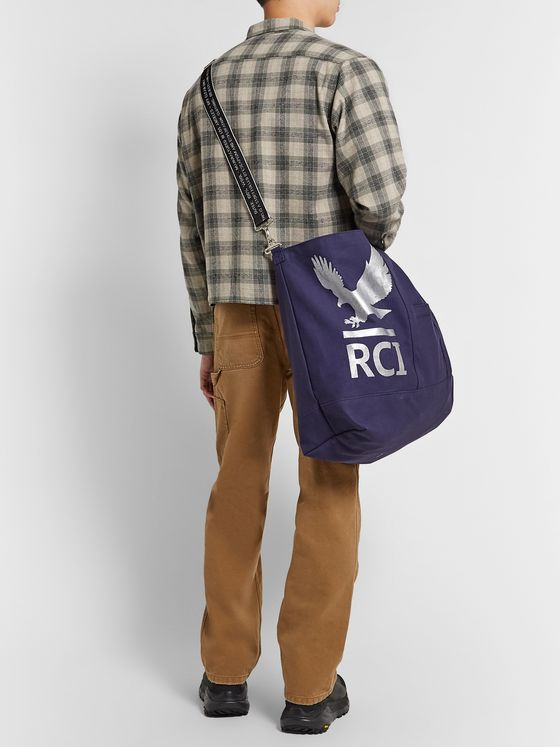 Reese Cooper® Postal Oversized Cotton-Canvas Tote Bag