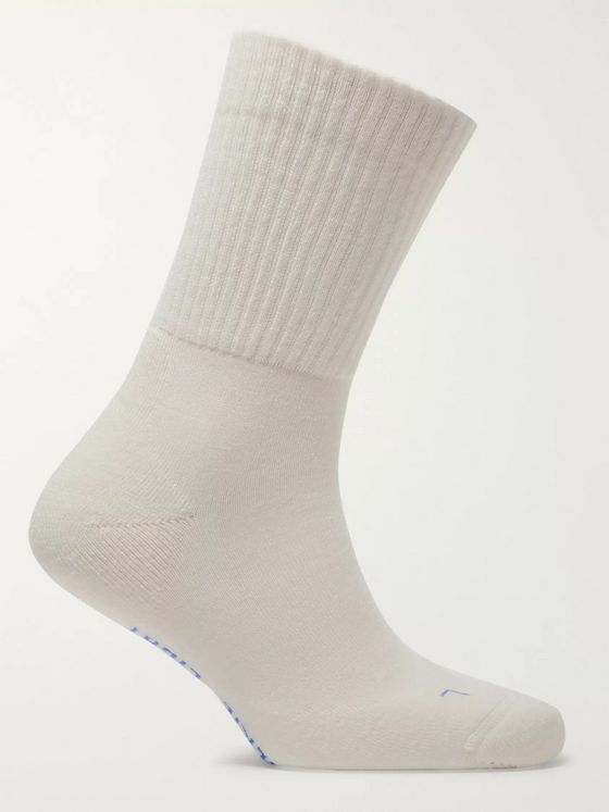 FALKE Walkie Virgin Wool-Blend Socks