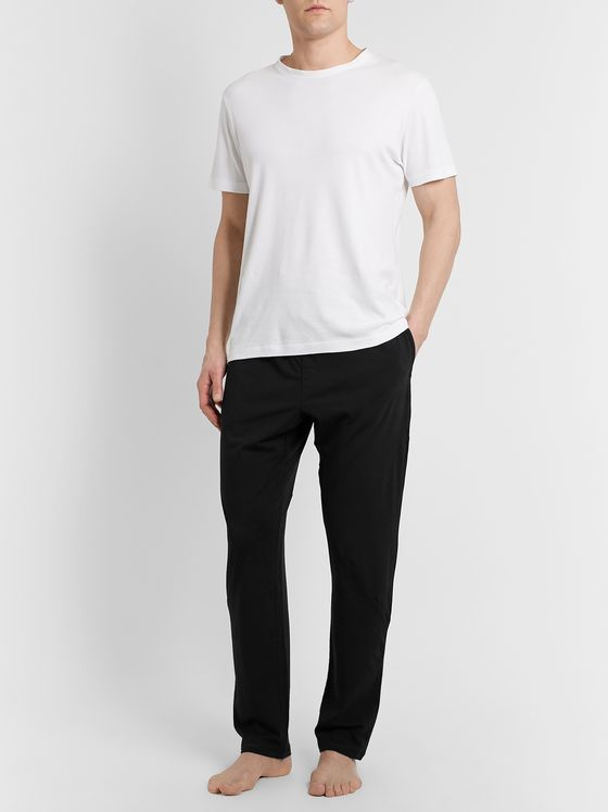 Calvin Klein Underwear Stretch-Cotton Jersey Pyjama Trousers