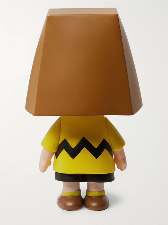 Medicom Ultra Detail Figure Vintage No.490 Charlie Brown (Grocery Bag Ver.)